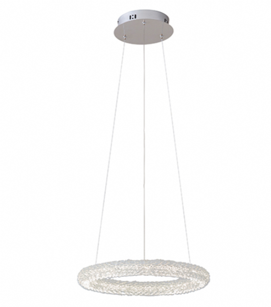 Neve Ring Pendant 24w Warm White